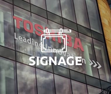 Design Office Signage Image
