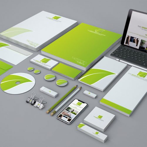 Branding - Image of Stationary