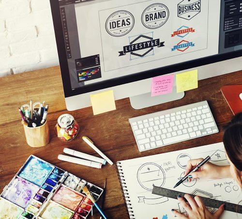 Creative Design - Photo of creative design work