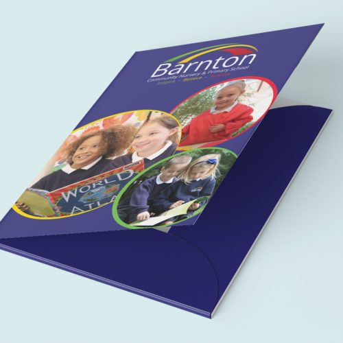 Image of the Barnton Folders