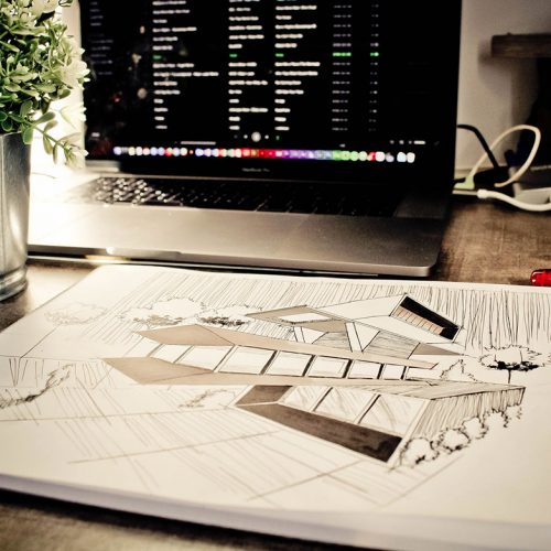 Illustrations - Image of illustration work