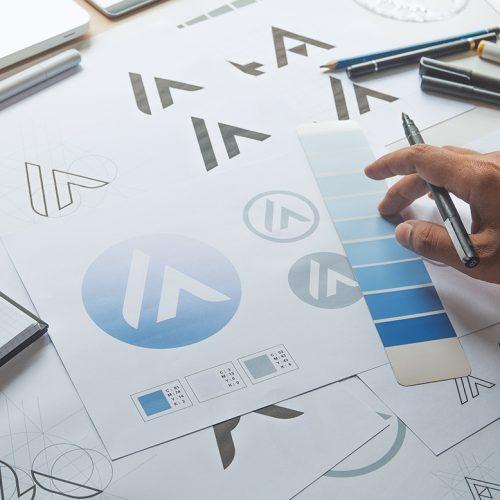 Logo Design - Image of logo design work
