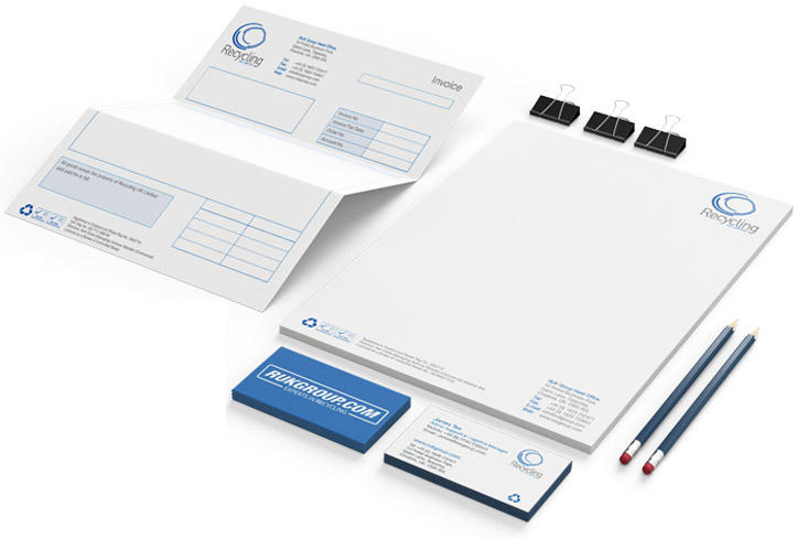 Printing Services Crewe Image of stationary