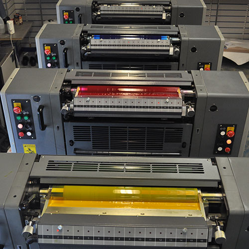 Printers in Crewe