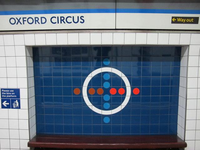 Oxford Circus Cross
