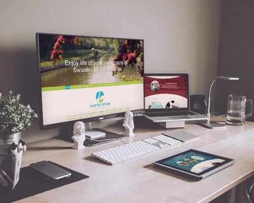 Marina Website Design
