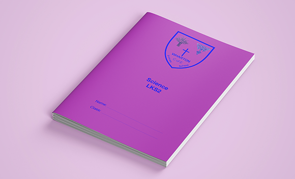 custom printed school exercise books